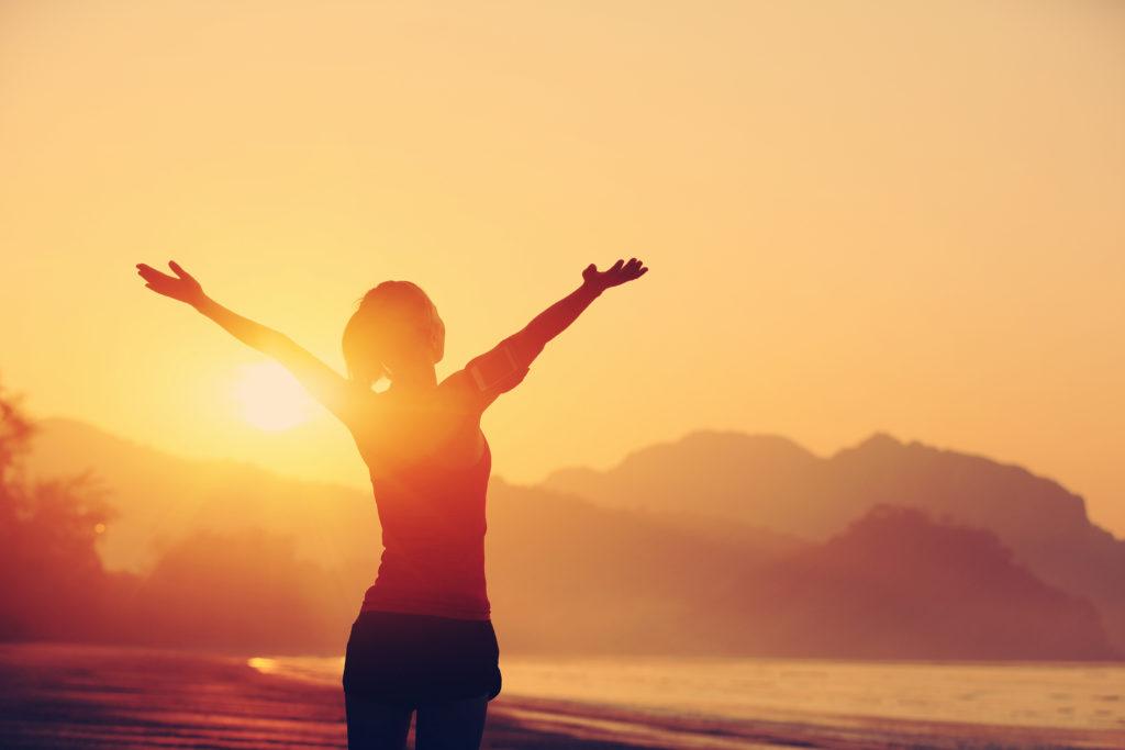 Erfüllung - Seelenfrieden - Glück