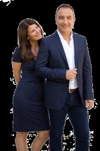 Sandra und Robert Hornsteiner