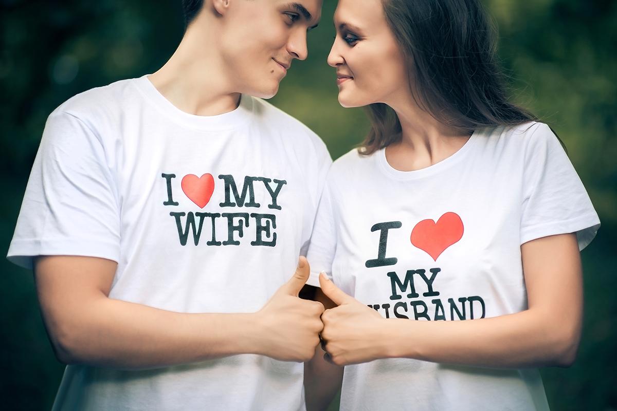 Liebe in der Ehe